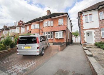 Thumbnail 3 bed semi-detached house to rent in Walmington Fold, London