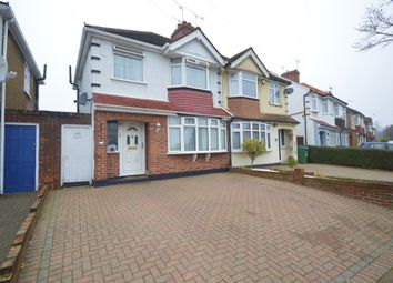 Thumbnail 3 bed semi-detached house for sale in Sheepcot Lane, Watford