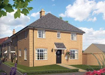 Thumbnail 3 bedroom semi-detached house for sale in Baldock Road, Royston
