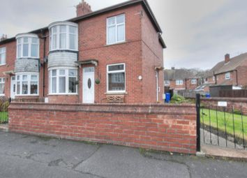 Thumbnail 2 bed flat for sale in Broadway Crescent, Blyth