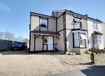 Thumbnail 6 bedroom semi-detached house to rent in Hummer Road, Egham, Surrey