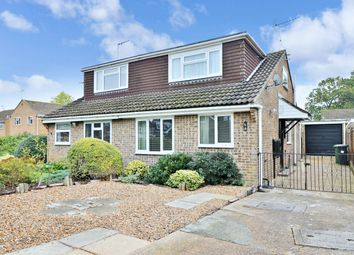 Thumbnail 2 bed semi-detached bungalow for sale in Monarch Way, West End, Southampton, Hampshire
