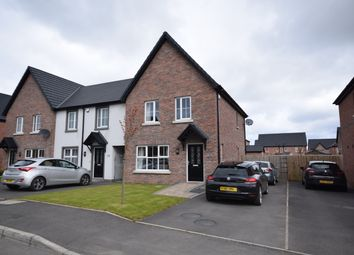 Thumbnail 3 bed town house for sale in Drumford Meadow, Portadown