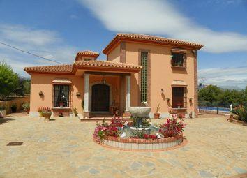 Thumbnail 4 bed villa for sale in Spain, Málaga, Álora