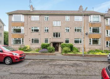 Thumbnail 2 bed flat for sale in Busby Road, Busby, Glasgow
