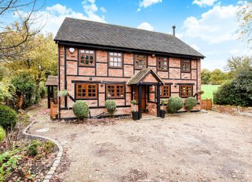 Thumbnail 4 bed detached house to rent in Hardwick Lane, Lyne, Chertsey
