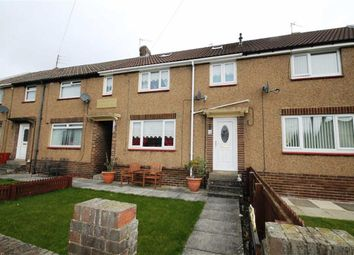Thumbnail 3 bed terraced house for sale in Coronation Avenue, Stanhope, Co Durham