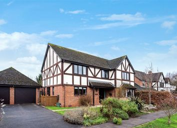 Thumbnail 5 bed detached house to rent in Brampton Chase, Lower Shiplake, Henley-On-Thames