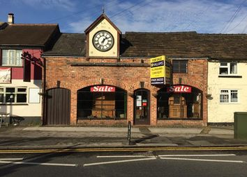 Thumbnail Retail premises for sale in The Clock, 151 Broken Cross, Macclesfield, Cheshire