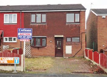 Thumbnail 3 bed semi-detached house for sale in Wenlock Gardens, Walsall, West Midlands