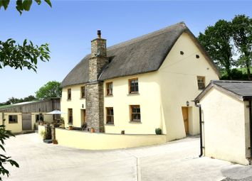 Thumbnail 4 bedroom detached house for sale in Burrington, Umberleigh, Devon