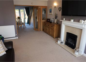 Thumbnail 3 bed semi-detached bungalow for sale in Malvern Road, North Shields