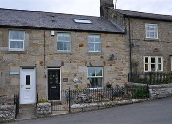 Thumbnail 1 bed terraced house for sale in The Wannies, East Woodburn, Northumberland.