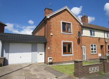 Thumbnail 3 bed end terrace house for sale in Bendbow Rise, Braunstone, Leicester