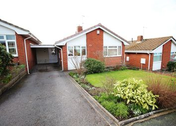 Thumbnail 2 bed bungalow for sale in Medway Drive, Biddulph
