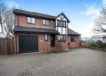 Thumbnail 4 bed detached house for sale in Prospect Road, Totley Rise, Sheffield