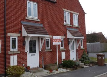 Thumbnail 2 bedroom semi-detached house to rent in Moray Close, Church Gresley, Swadlincote