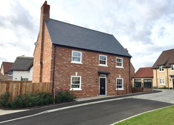 Thumbnail 4 bedroom detached house for sale in The Bromswold Hill Place, Brington