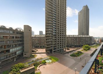 Thumbnail 1 bed flat for sale in Ben Jonson House, Barbican