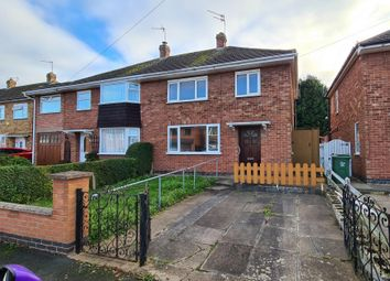 Thumbnail Semi-detached house to rent in Ferndale Road, Thurmaston