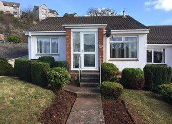 Thumbnail 2 bed terraced bungalow for sale in Swedwell Road, Watcombe Park, Torquay