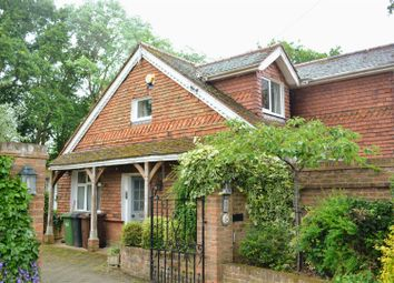 Thumbnail 4 bed detached house to rent in Chessington Road, West Ewell, Epsom