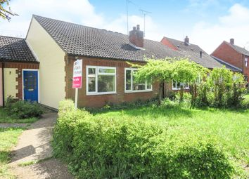 Thumbnail 2 bed bungalow for sale in Jubilee Close, Weeting, Brandon