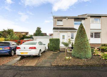 Thumbnail 3 bed semi-detached house for sale in Calder House Road, Mid Calder, Livingston