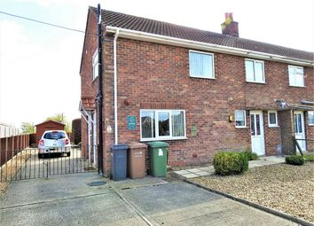 Thumbnail 3 bed semi-detached house for sale in Recreation Drive, Southery, Downham Market