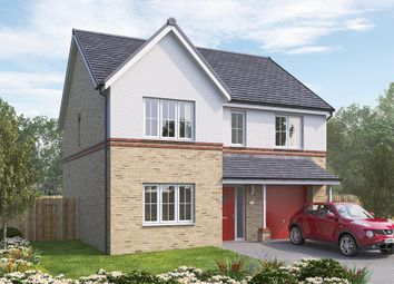 "Thumbnail 4 bed detached house for sale in ""The Sudbury"" at Wellfield Road North, Wingate"