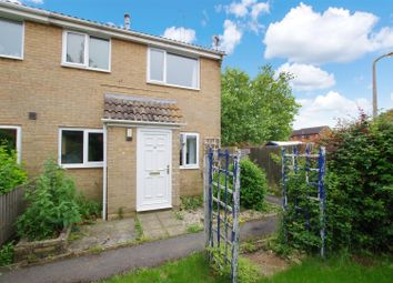 Thumbnail 1 bed end terrace house to rent in Birdcombe Road, Westlea, Swindon