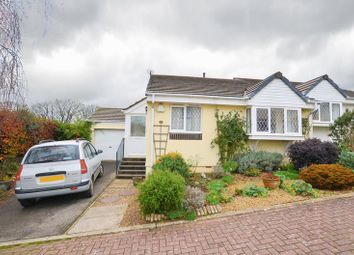 Thumbnail 2 bed semi-detached bungalow for sale in Underways, Bere Alston, Yelverton