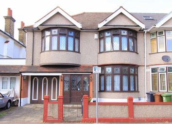 Thumbnail 4 bed end terrace house for sale in Sandringham Road, Barking, Essex
