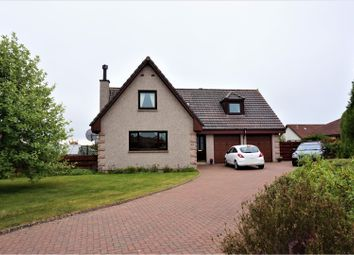 Thumbnail 4 bed detached house for sale in River Park, Nairn