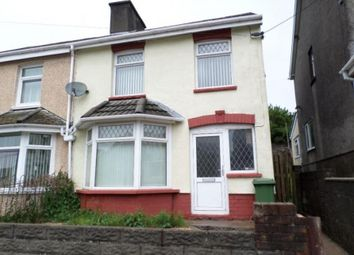 Thumbnail 3 bed terraced house to rent in Thomas Street, Gilfach Goch