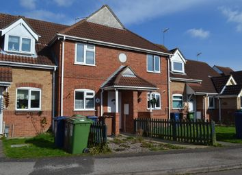Thumbnail 2 bedroom terraced house to rent in Armada Close, Wisbech