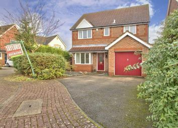 Thumbnail 4 bedroom detached house for sale in Burmoor Close, Huntingdon, Cambs