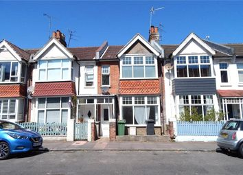 Thumbnail 3 bed terraced house for sale in Dudley Road, Eastbourne, East Sussex