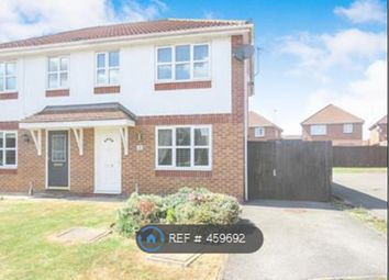 Thumbnail 3 bed semi-detached house to rent in Fairoak Close, Winsford