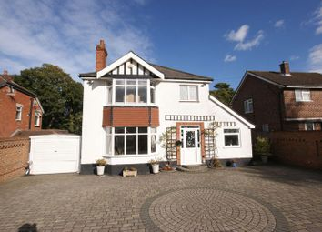 Thumbnail 3 bed detached house for sale in Gudge Heath Lane, Fareham