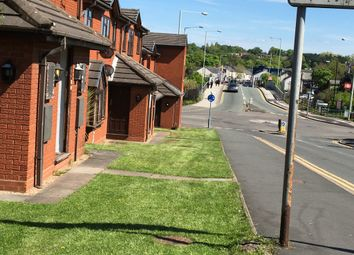 Thumbnail 1 bed flat to rent in Greenheath Road, Hednesford, Cannock