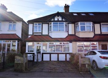 Thumbnail 3 bed terraced house for sale in Greenwood Road, Mitcham