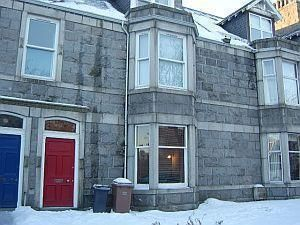 Thumbnail 1 bed flat to rent in Forest Avenue, West End, Aberdeen