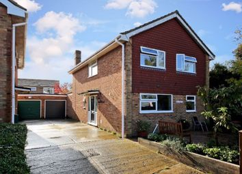 Thumbnail 4 bed detached house to rent in Windmill Road, Weald, Sevenoaks