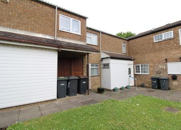Thumbnail 3 bed terraced house to rent in Petersfield Gardens, Luton