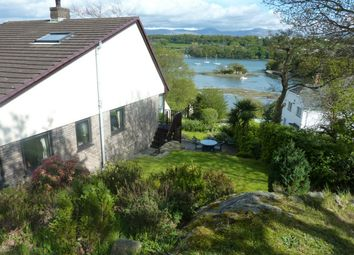 Thumbnail 4 bed detached house for sale in Cadnant Road, Menai Bridge, Sir Ynys Mon