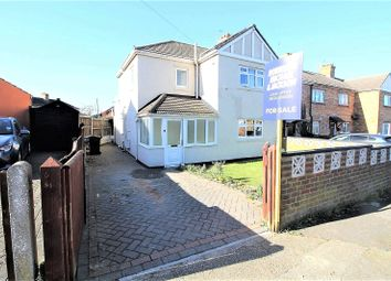 Warden Road, Rochester ME1. 3 bed semi-detached house for sale
