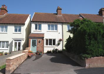 Thumbnail 2 bed end terrace house for sale in Marshfield Road, Alcombe, Minehead