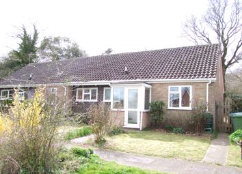 Thumbnail 3 bed semi-detached house for sale in Fairfields, Darsham, Saxmundham, Suffolk