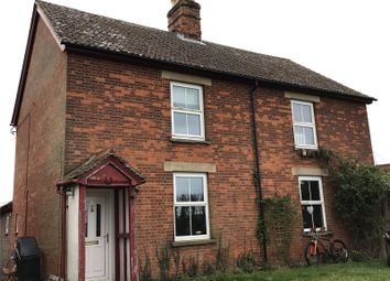 Thumbnail 3 bedroom semi-detached house to rent in Weston Hall Cottages, Foxearth, Sudbury, Suffolk